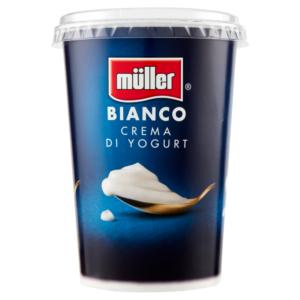 Posizionamento Yogurt Muller